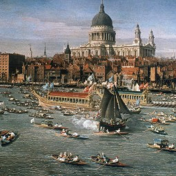 Picture of Historic London - Canaletto